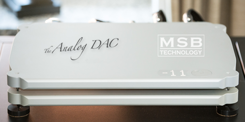 MSB - The analog DAC